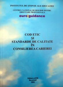 Cod etic şi standarde de calitate în consilierea carierei