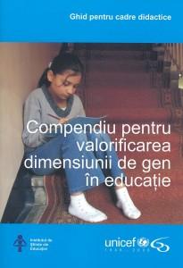 Compendiu pentru valorificarea dimensiunii de gen în educaţie