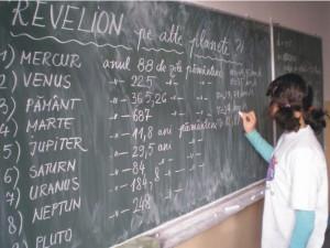 Studiu privind timpul elevilor din învăţământul preuniversitar