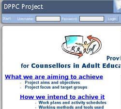 Developing Psychopedagogical an Professional Counselling Services - DPPC (Dezvoltarea calităţii serviciilor de consiliere educaţională şi de carieră)