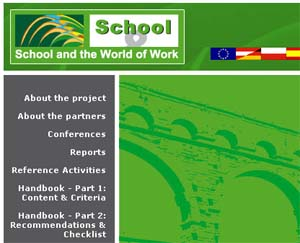School and WOW / from School to the world of Work (De la şcoală la piaţa muncii)