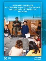 Situaţia copiilor cu cerinţe educative speciale incluşi în învăţământul de masă