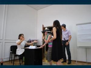 """Modelul """"Writing Theatre"""" – scrierea de scenarii în abordarea fenomenului de abandon şcolar"""
