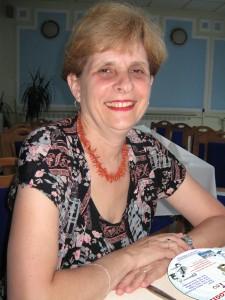 Rodica CONSTANTIN  - Cercetător asociat