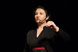 Magda Balica - la TEDx Calea VictorieiED