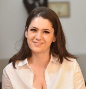 Aramă Alexandra, CS III