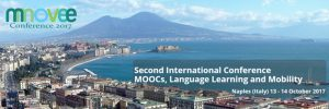 "A doua conferință ""MOOCs, Language Learning, and Mobility"""