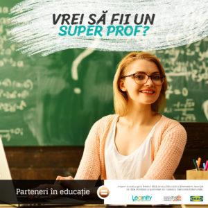 Program de formare dedicat cadrelor didactice din învățământul liceal