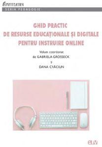 Ghid practic de resurse educaționale și digitale pentru instruire online